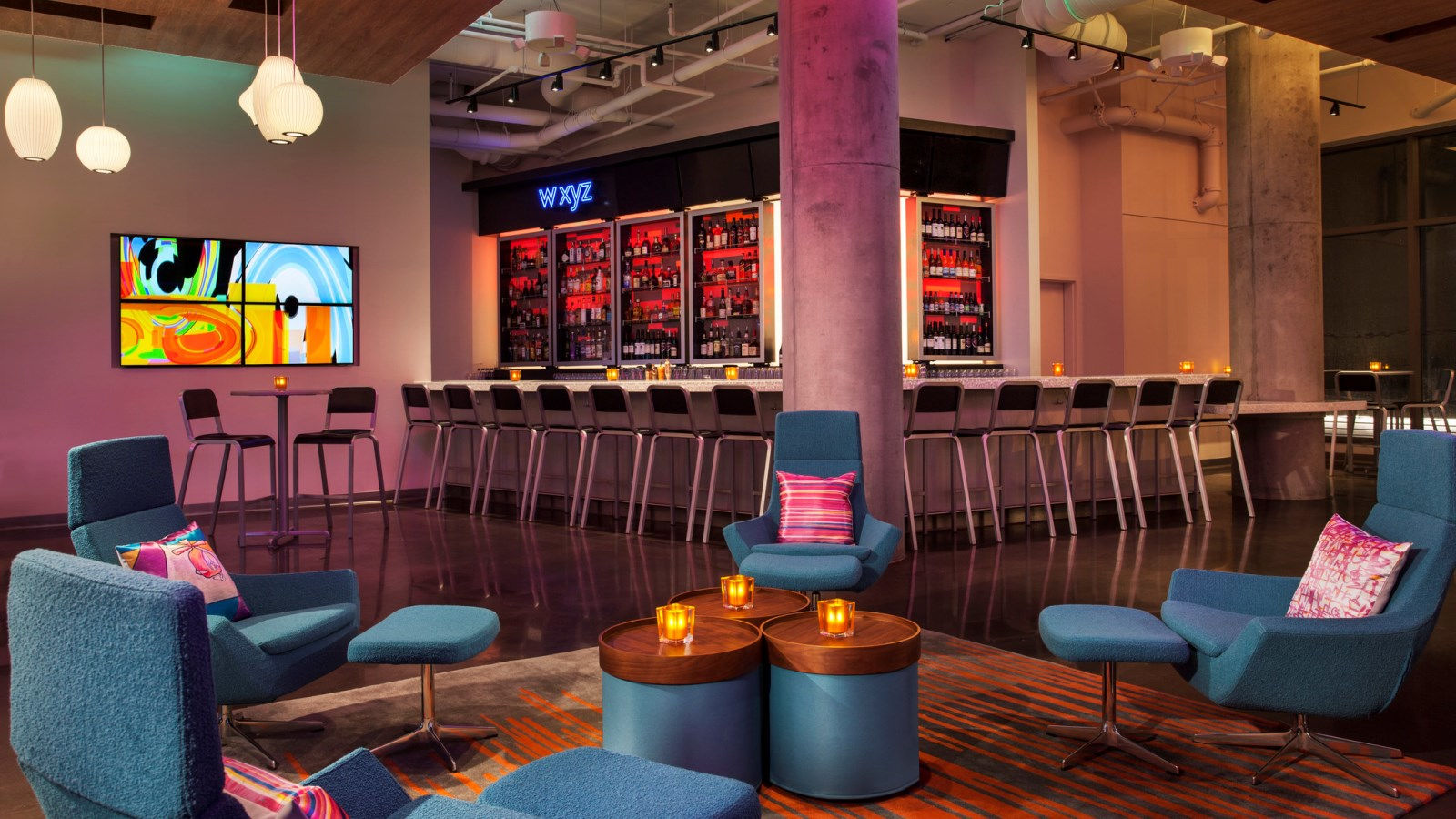 Aloft Boston Seaport