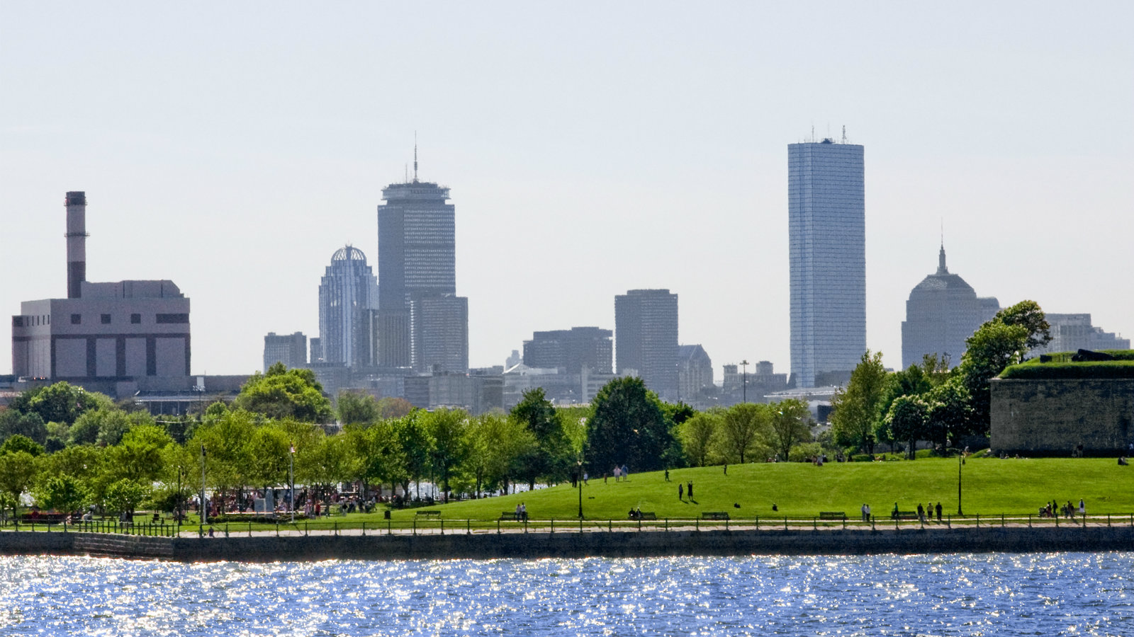 Hotels Near Bcec Boston