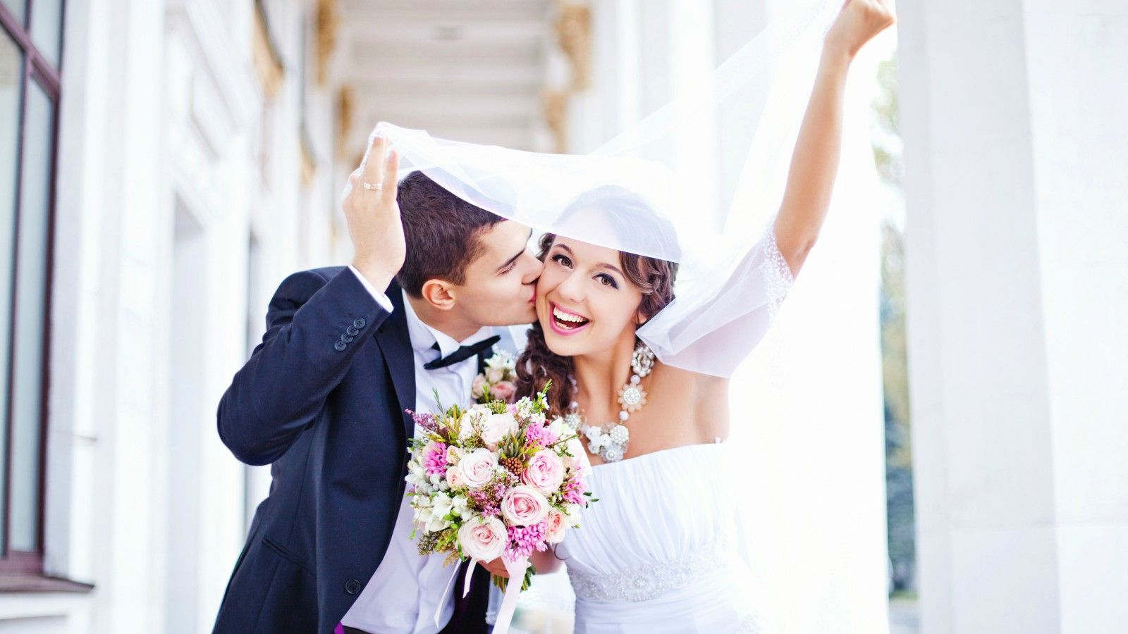 Boston Wedding Venues - Married Couple