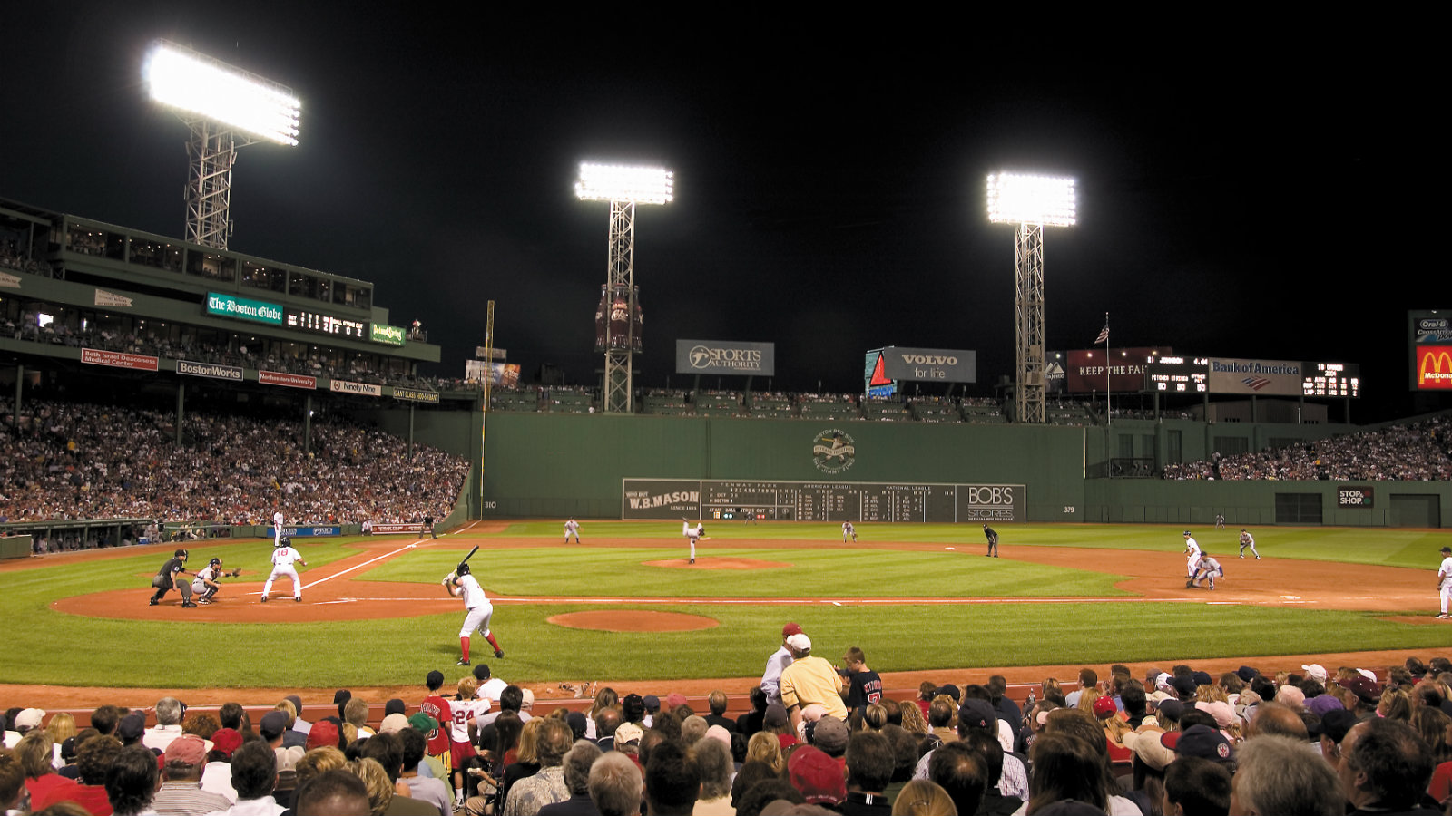 Things to do in Boston - Fenway Park
