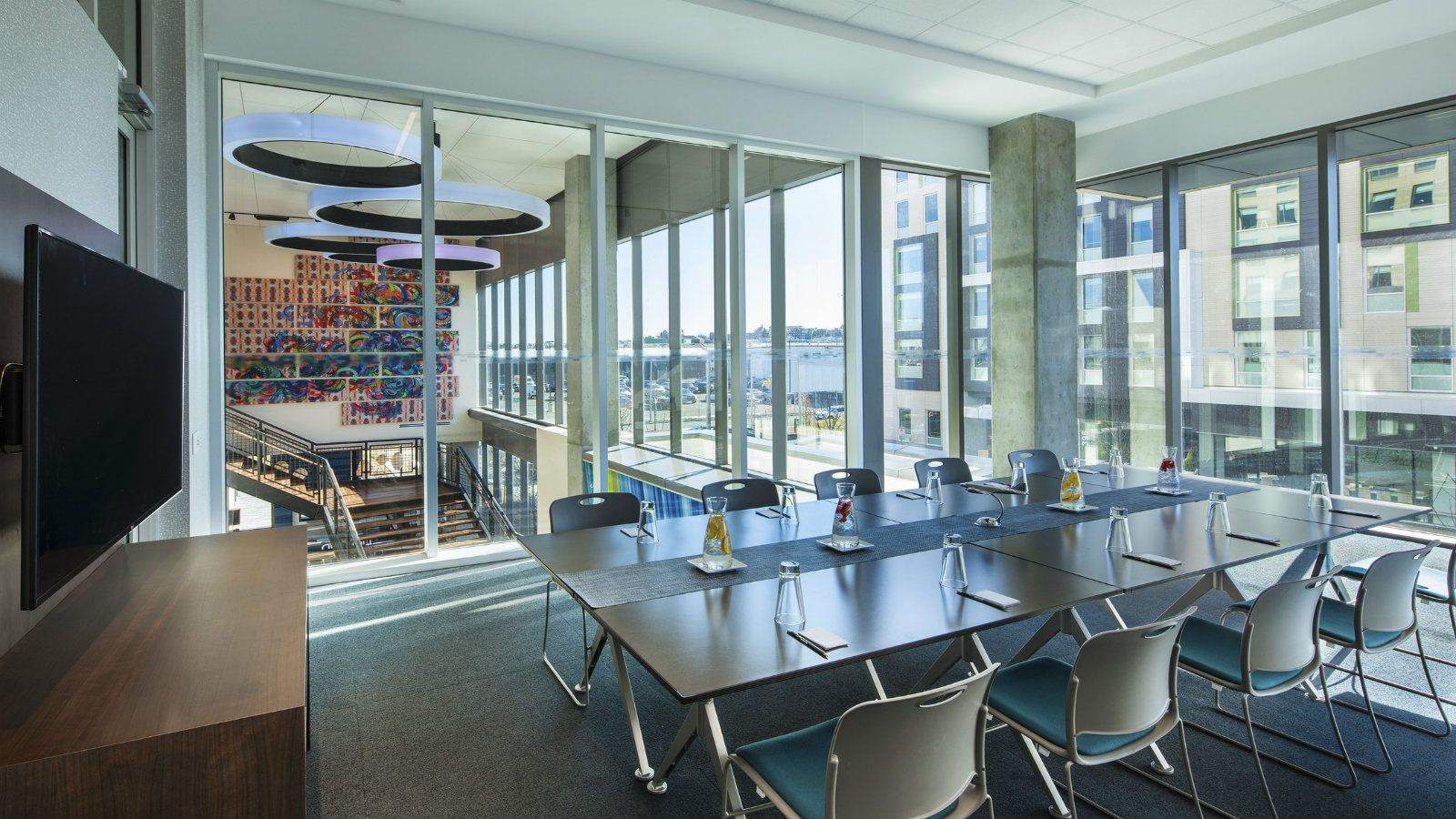 Aloft Boston Seaport District - Tactic Meeting Spaces
